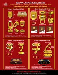 Cabinet Door Locks Latches by Latch And Lock Catalogue For Cigar Box Purses Wood Box Cabinet