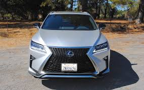 lexus rx 350 all wheel drive review 2016 lexus rx350 f sport test drive review autonation drive