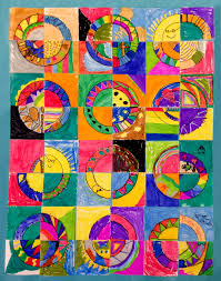 paper quilts art projects for kids