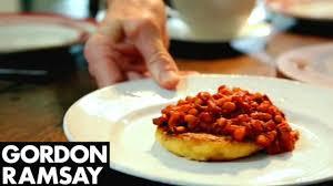 gordon ramsay thanksgiving recipes homemade spicy baked beans with potato cakes gordon ramsay the