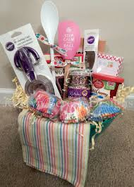 baking gift basket cupcake basket by jocelynbereshdesigns check us out on fb