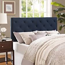 Blue Upholstered Headboard Modway Theodore Queen Upholstered Headboard U0026 Reviews Wayfair