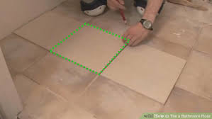 How To Re Tile A Bathroom - great re tiling bathroom floor with tiling a bathroom floor epic