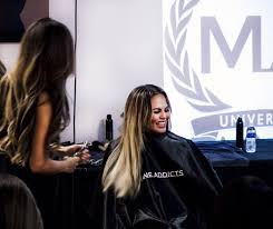 Chatters Hair Extensions by I Attended An Intense Hair Extension Class With Chrissy Teigen