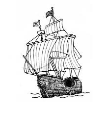 pirate color pictures pirate coloring 231x300 pirate
