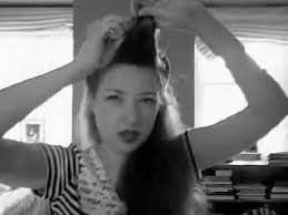 1940s bandana hairstyles 1940s pin up hair style how to because i find this sort of stuff
