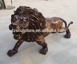 lion of judah statue hot selling bronze outdoor big lion of judah statue sale in china