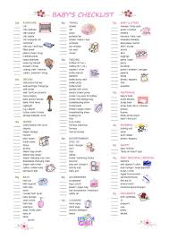 Massachusetts traveling checklist images Printable baby checklist know i can send you this checklist jpg