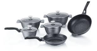 la batterie de cuisine formidable poele et casserole induction 14 imperial collection im
