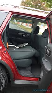 nissan rogue cargo cover 2014 nissan rogue first drive slashgear