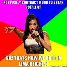 Glee Meme - 112 best glee santana lopez moments images on pinterest choir