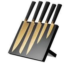 wedding cake knife set argos buy viners titan 5 knife block set gold at argos co uk