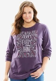 festive knit t shirts plus size t shirts within