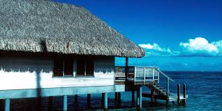 the world u0027s best overwater bungalows outside tahiti huffpost