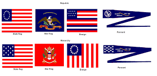 Backwards Us Flag Sam U0027s Flags Empire Total War Game Flags