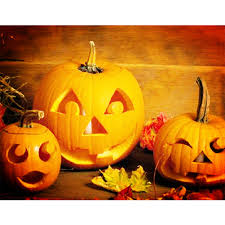 online buy wholesale painting halloween pumpkins from china