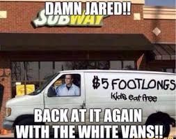 Jared Meme - damn jared meme by nanof0897 memedroid