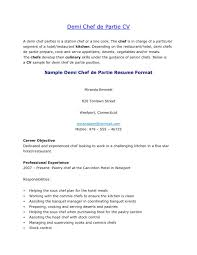 Pastry Chef Resume Example by Development Chef Cover Letter