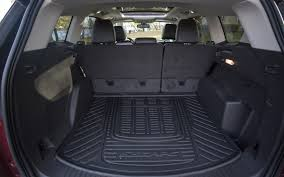 Ford Escape Trunk Space - the jeep cherokee u0027s cargo space picture gallery photo 15 20