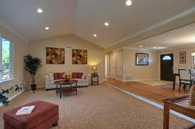 Lighting Options For Vaulted Ceilings Recessed Lighting For Cathedral Ceiling Living Room Brilliant Led
