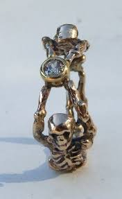antique skull rings images 136 best memento mori images mourning jewelry jpg