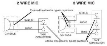 enchanting 3 wire microphone wiring pictures wiring schematic