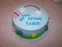 rainbow butterfly birthday cake beth ann u0027s