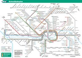 Darmstadt Germany Map by Frankfurt Subway System Your Own World Usa
