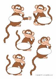 10 Monkeys Jumping On The Bed Five Little Monkeys Jumping On The Bed Nursery Rhyme Teaching