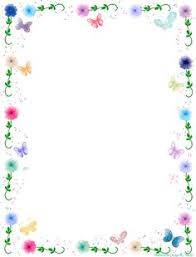 Clip Art Flowers Border - wedding borders clip art vector frames and borders free