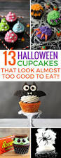 13 easy halloween cupcakes for kids to enjoy just bright ideas