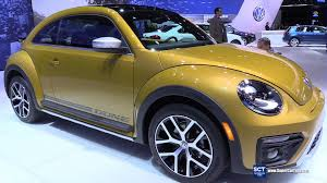 bug volkswagen 2017 2017 volkswagen beetle dune exterior interior walkaround and