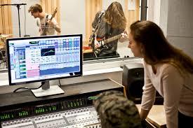 Home Recording Studio Design Book Facilities And Resources College Of Arts Media And Design