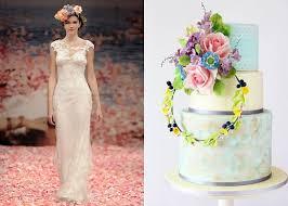 bridal garland floral garland wedding cakes tutorial cake magazine