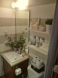 Light  Bright Guest Bathroom Reveal Lights Apartments And College - Apartment bathroom designs