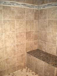 Bathroom Shower Bench Granite Shower Bench New Tile And On The Bathroom Ideas Floating