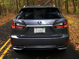 lexus ambient interior lighting 2016 lexus rx 450 hybrid review is it worth the higher price tag