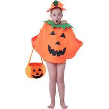 Pumpkin Costume Girls U0027 Pumpkin Fancy Dress Ebay