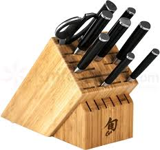 top 10 kitchen knives shun dms1020 classic 10 piece chef u0027s block set knifecenter