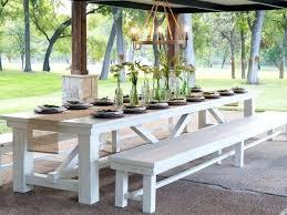Buy Farmhouse Table Diy Farmhouse Dining Table Bench Cost Farm Style Outdoor Tables