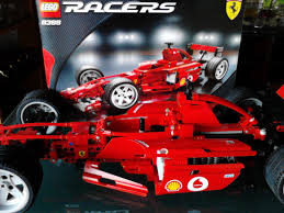 ferrari f1 lego lego 8386 1 10 ferrari f1 6 000 00 en mercado libre