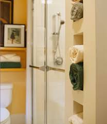 Tiny Bathroom Storage Ideas by 37 Best Store More In Your Bath Ideas Images On Pinterest