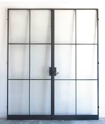 Exterior Steel Doors And Frames Steel Frame Doors I Am In With These Instead Of