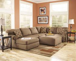 Family Room Furniture Sets Ashley Furniture Fabric Sectionals Fabric Sectionals Living Room
