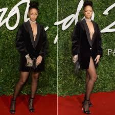 rihanna in black and gold dress u2013 dress ideas