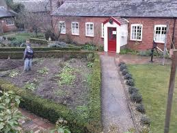 cottage garden old garden