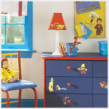 Curious George Bathroom Bocaratondrivingschoolcom - Curious george bedroom set
