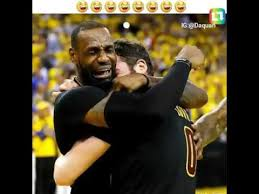 Kevin Love Meme - lebron james to kevin love after finals win youtube
