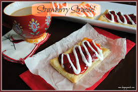 Toaster Strudel Designs Strawberry Struedel Shugary Sweets
