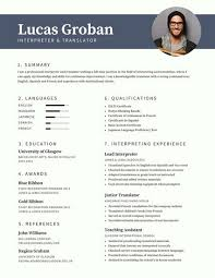 resume template with picture customize 286 photo resume templates canva
